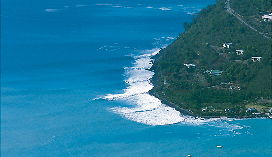 Are There Waves In The Virgin Islands
