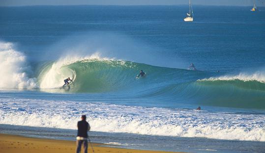 Hossegor surf arts et voyages for Appart hotel hossegor