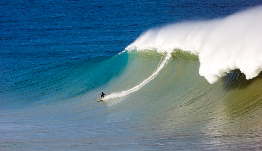 Surf Spots Middles Dunes Puerto Rico