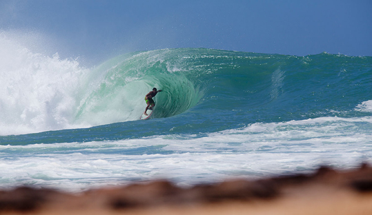 Stormrider Surf Guide to Oahu South Shore, Hawaii, PACIFIC