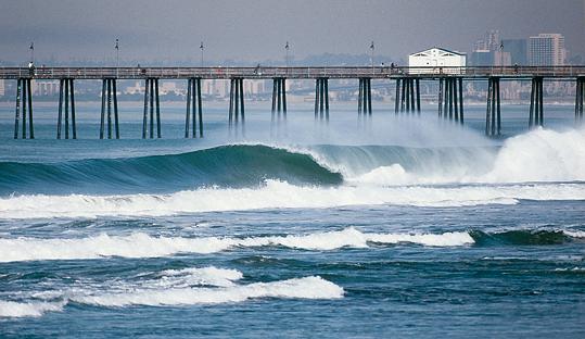 San Diego County Beach Pollution