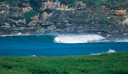 Stormrider Surf Guide To Sydney Northern Beaches New South Wales Australia
