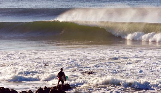 Honda North America >> Stormrider Surf Guide to Stormrider Guide to surfing Uruguay, Uruguay
